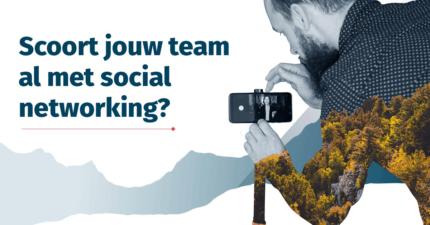 Scoren met social networking