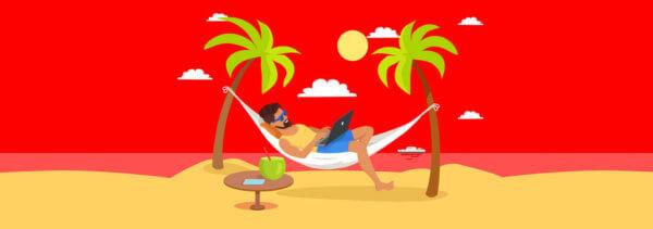 5 Tips om tijdens je vakantie nieuwe business binnen te halen