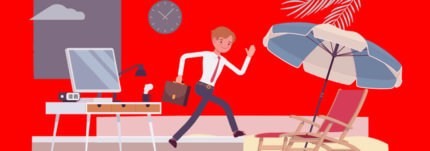 5 Tips zodat jij met een gerust gevoel met vakantie gaat