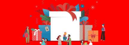 Grijp jouw saleskansen tijdens de feestdagen