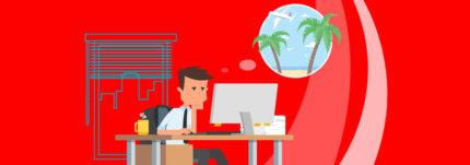 Hoe ga jij om met je business in de vakantieperiode?
