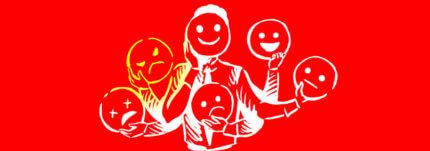 Emoties managen is belangrijker dan je visie en missie!