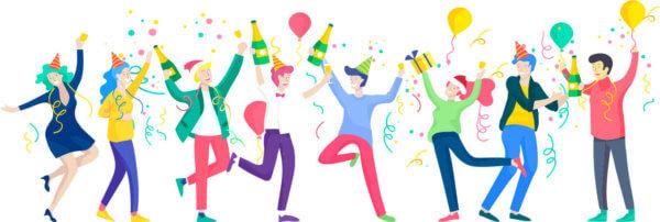 Proosten op het nieuwe jaar: tips voor een geslaagde nieuwjaarsborrel