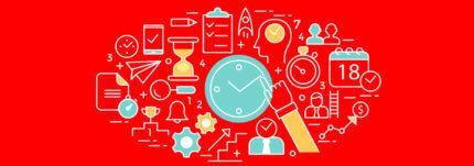 Timemanagement staat weer op de agenda