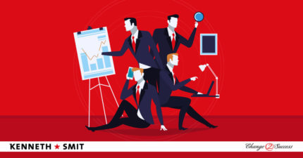 Dé grote uitdaging voor organisaties: wendbaarheid