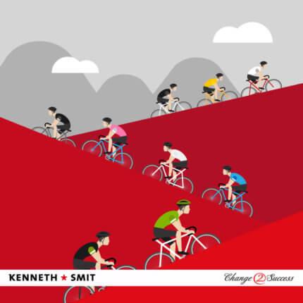 6 lessen uit het wielrennen