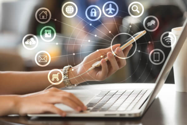 Het sales proces verschuift steeds meer naar online